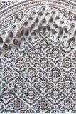 Architecture en filigrane d'arabesque Photos stock