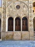Architecture en Iran Photos libres de droits
