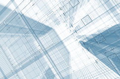 Architecture engineering royalty free stock photo