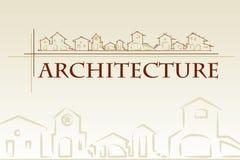Architecture - entreprises de construction. Photo libre de droits
