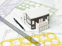 Architecture equipment Stock Image
