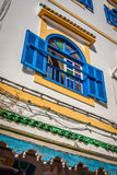 Architecture of Essaouira, Morocco Stock Photography