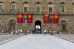 Architecture et culture florentines Images libres de droits