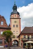 Architecture of Ettlingen. Ettlingen, Baden-Wurttemberg, Germany Stock Image