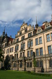 Architecture européenne impressionnante Image libre de droits