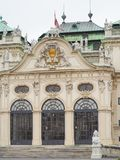Architecture of Europe is so beautiful. Architecture of Europe is so beautiful at Vienna, Austria Stock Photos