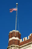 Architecture and Flag Stock Photos