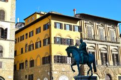 architecture of Florence Stock Photography