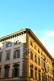 Architecture of Florence. Beautiful architecture of Florence, Italy Royalty Free Stock Photo