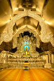 Silver temple, Chiang Mai Royalty Free Stock Photography