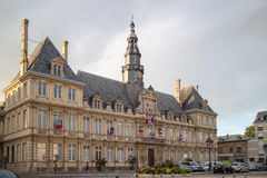 Architecture in France Royalty Free Stock Photos