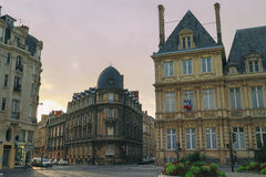 Architecture in France Royalty Free Stock Photography