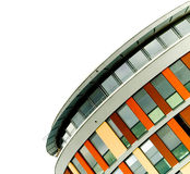 Architecture futuriste Images libres de droits
