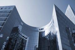 Architecture futuriste Image libre de droits