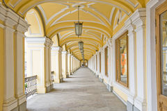 Architecture gallery Royalty Free Stock Images