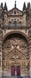 Architecture. Gateway to the New Cathedral in Salamanca. Spain Stock Photo