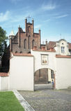 Architecture in Gdansk. royalty free stock photo
