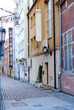 Architecture in Gdansk Royalty Free Stock Images