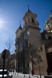 Architecture of Granada Royalty Free Stock Photos