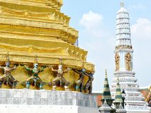 Architecture of Grand Palace Royalty Free Stock Image