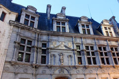 Architecture of Grenoble Royalty Free Stock Photography