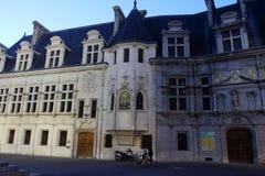 Architecture of Grenoble Stock Photo
