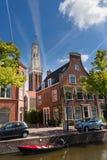 Architecture of Haarlem Stock Photo