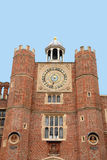 Architecture at Hampton Court Palace Royalty Free Stock Photos