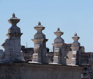 Architecture In Havana Cuba royalty free stock images