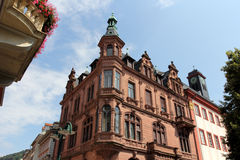 Architecture of Heidelberg Stock Photo