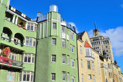 Architecture of Helsinki Stock Photography