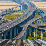 Architecture of highway Royalty Free Stock Image