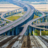 Architecture of highway Stock Images