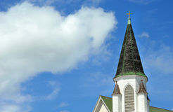 Architecture of Historic Church Royalty Free Stock Photography