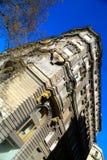 Architecture historique à Budapest Images stock