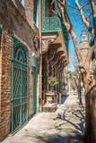 Architecture historique de Charleston la Caroline du Sud photos libres de droits