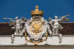 Architecture historique Vienne Images libres de droits