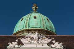 Architecture historique Vienne Photos stock