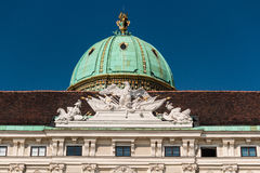 Architecture historique Vienne Images stock