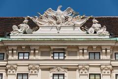 Architecture historique Vienne Photographie stock