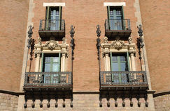 Free Architecture In Barcelona Stock Image - 9316961