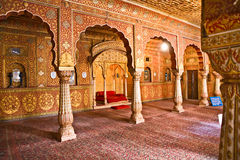 Architecture indienne type, Inde. Photos stock