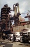 Architecture industrielle. Image libre de droits