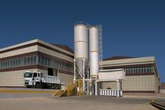 Architecture industrielle Photographie stock libre de droits