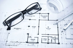 Free Architecture Instruments Stock Photography - 20744972