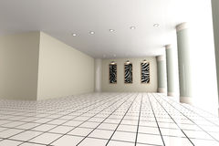 Architecture Interior Royalty Free Stock Image