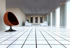 Architecture Interior Royalty Free Stock Images