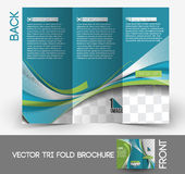 Architecture & Interior Designer Brochure Royalty Free Stock Photo
