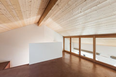 Architecture, interior, empty house Royalty Free Stock Image