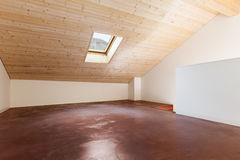Architecture, interior, empty house Royalty Free Stock Photography